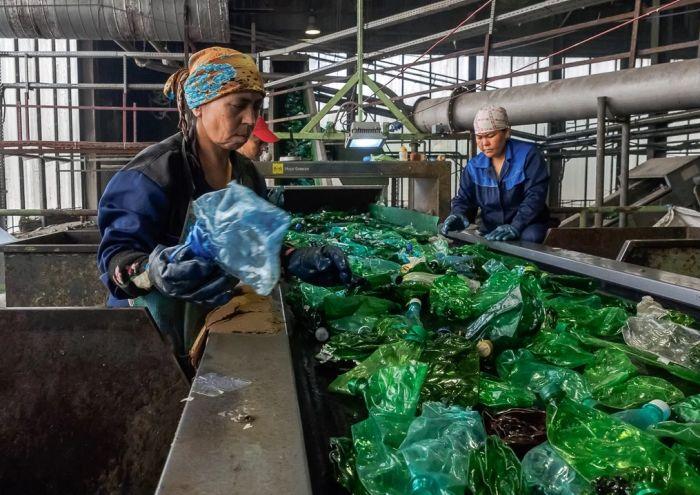 бизнес на мусоре без стартового капитала