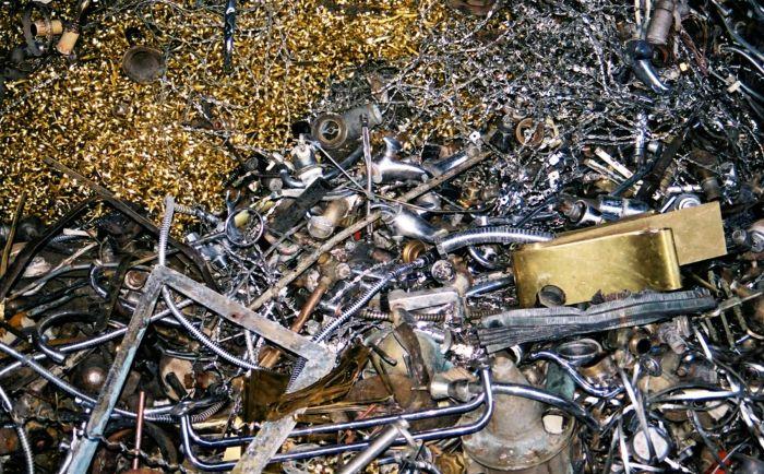 отходы цветных металлов