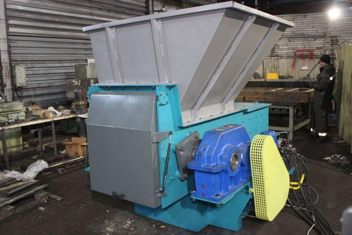 оборудование по переработке шин
