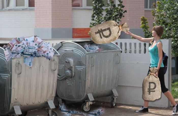 как начисляется плата за вывоз мусора в многоквартирном доме