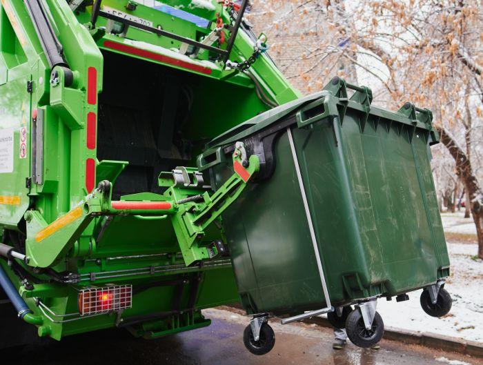 где платить за вывоз мусора