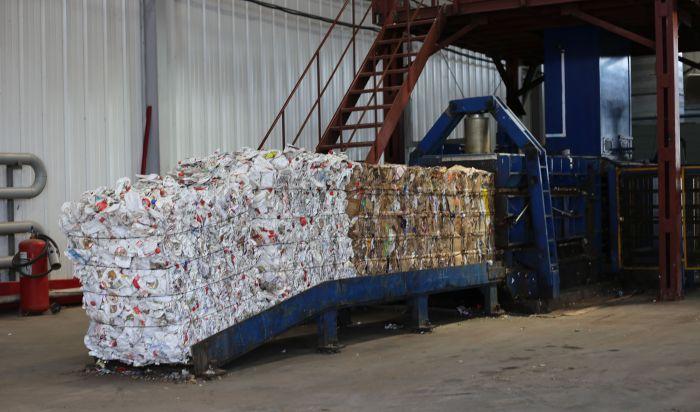 заработок на мусоре