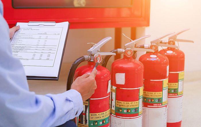 утилизация огнетушителей