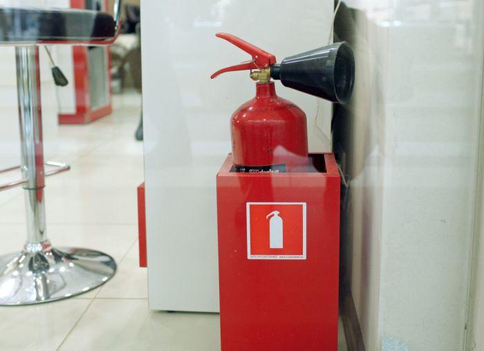 куда сдать огнетушители на утилизацию