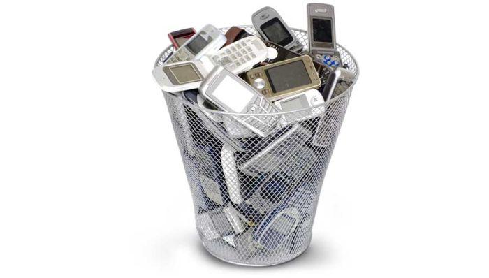 куда деть старый телефон