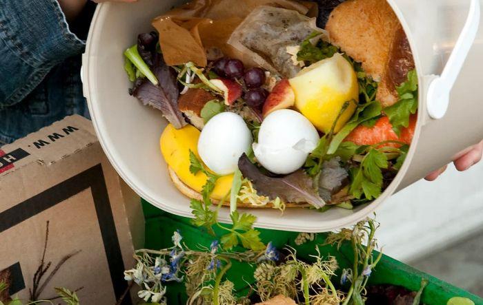 пищевые отходы утилизация по санпин